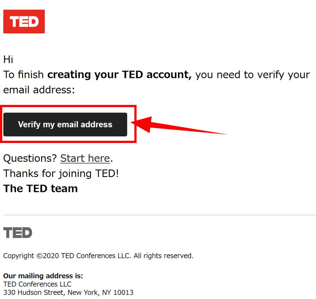TEDVerify
