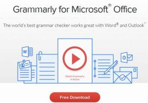 grammarly ms for office
