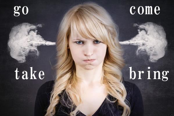 go-bring_take-come