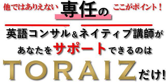 専任の日本人コンサルタントとネイティブコーチが付きます。